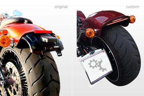 LED Light for Harley Davidson FXSB Breakout - Metalooda